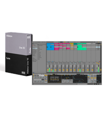 Ableton - LIVE 10 SUITE - UPGRADE FROM LIVE INTRO - Music Production & Audio/MIDI Sequencer