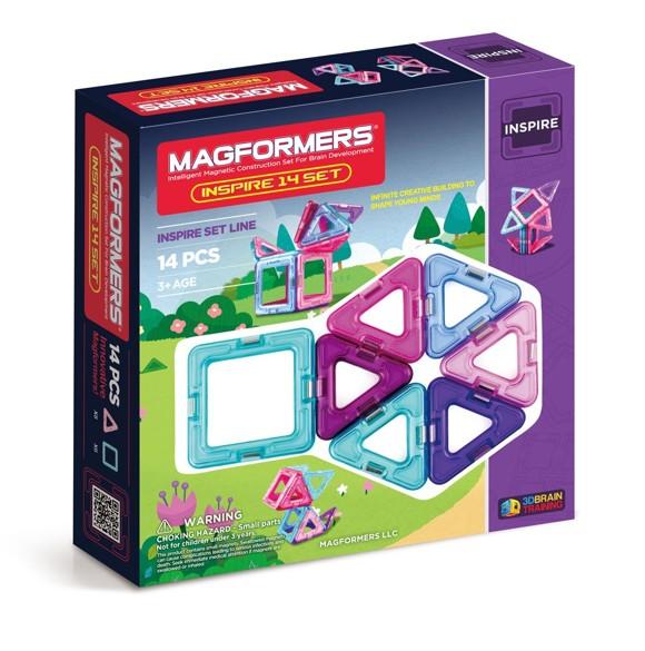 Magformers - Inspire Set - 14  deler