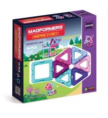 Magformers - Inspire Set - 14  pcs (3023)
