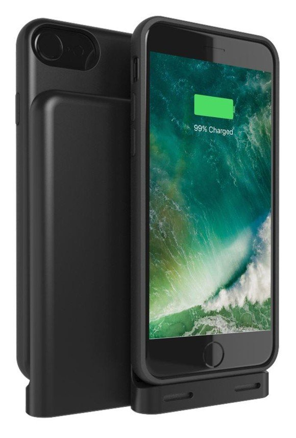 Zypp iPhone Wireless Power Case - MFI Apple Certified (iPhone X / iPhone 8 / iPhone 7 / iPhone 6s / iPhone 6)