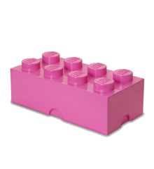 Room Copenhagen - LEGO Storeage Brick 8 - Pink (40041739)