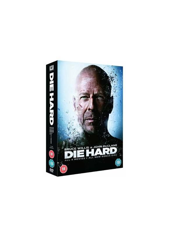Die Hard Quadrilogy