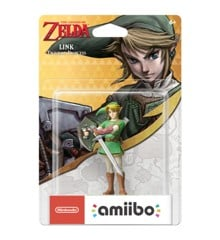 Link amiibo (The Legend of Zelda: Twilight Princess)