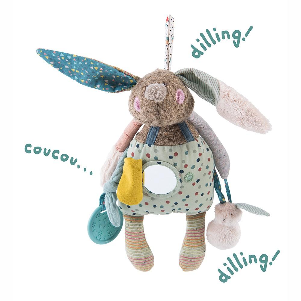 Moulin Roty - Activity Rabbit (665032)