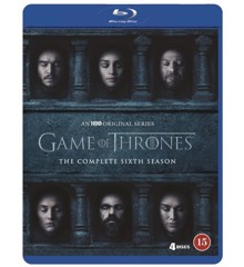 Game Of Thrones - Sæson 6 (Blu-Ray)