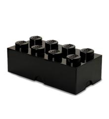 Room Copenhagen - LEGO Storeage Brick 8 - Black (40041733)