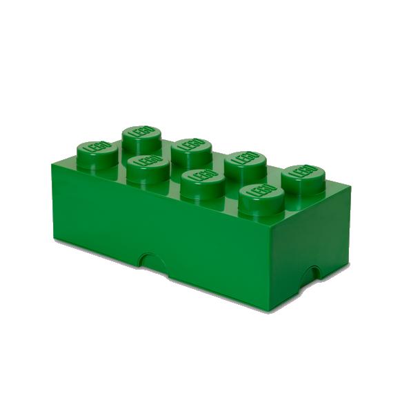 Room Copenhagen - LEGO Opbevaringskasse - Mørk Grøn