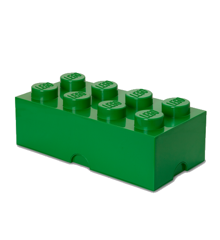 Room Copenhagen - LEGO Storeage Brick 8 - Dark Green (40041734)