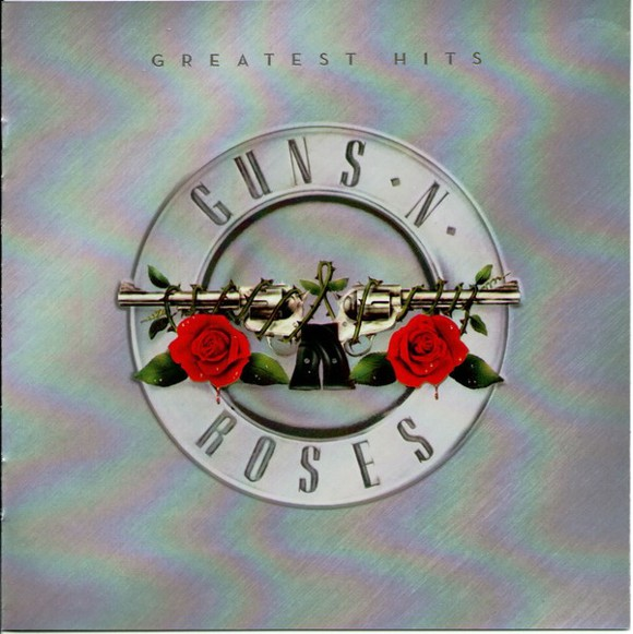 Guns N' Roses ‎– Greatest Hits - CD