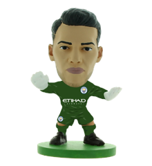 Soccerstarz - Man City Ederson - Home Kit (2020 version)