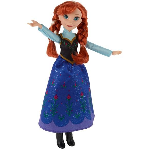Disney Frozen - Anna Doll (E0316ES20)
