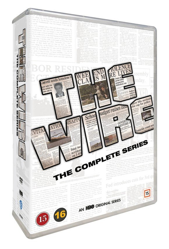 Wire, The: The Complete Series - DVD