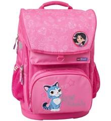 LEGO - Maxi School Bag Set (2 pcs) - Friends - Emma and Chico (20110-2004)