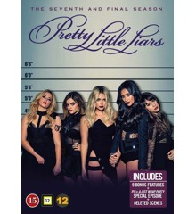 Pretty Little Liars: Season 7 - Final Season - DVD