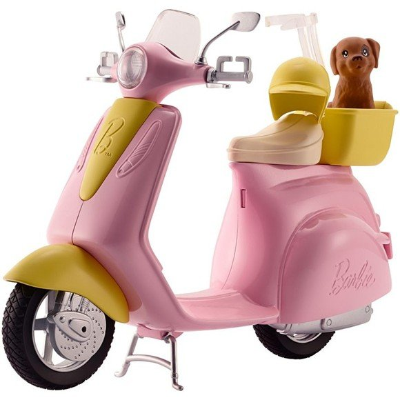Barbie - Scooter (FRP56)