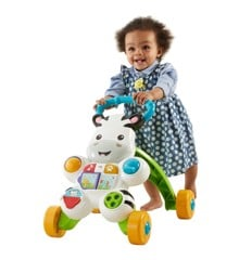 Fisher-Price - Learn with Me Zebra Walker (DLD80)