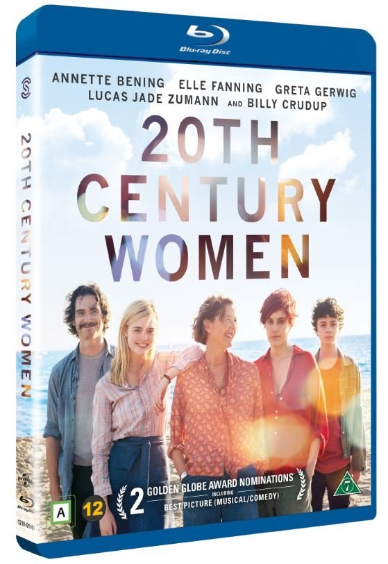 Bilde av 20th Century Women / Alletiders Kvinder (blu-ray)