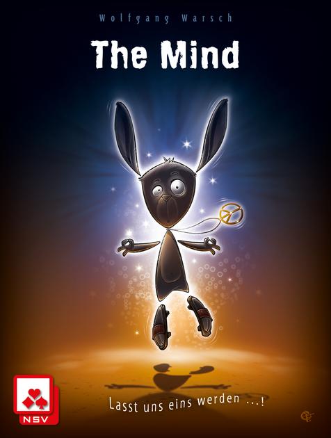 The Mind - Brætspil (Nordisk)