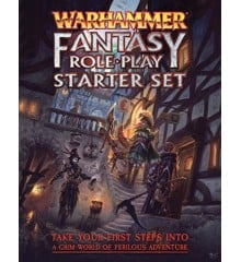 Warhammer - Fantasy Role Play - 4th Edition Starter Sæt