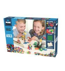 Plus Plus - Mini Basic 600 Stück - Starter Set (5008)