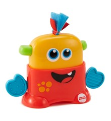 Fisher Price Mini Monster Tote Along Monsters - Red
