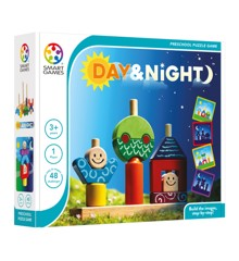 Smart Games - Day and Night (SG033) NEW PACKING