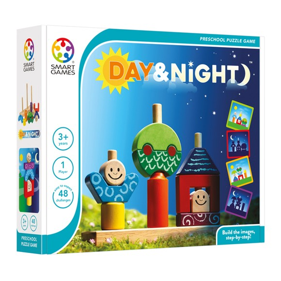 Smart Games - Day and Night (SG033)
