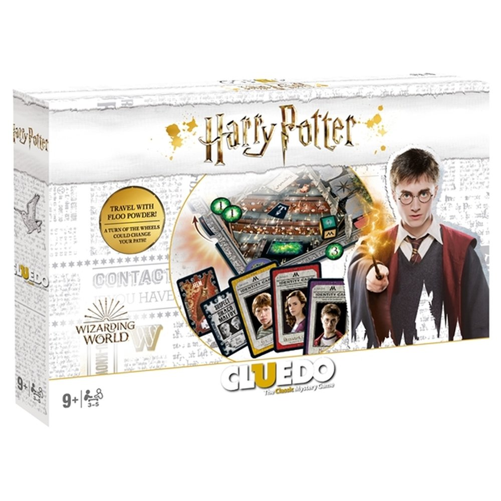 Cluedo Harry Potter (English version)