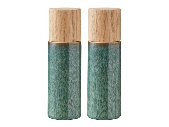Bitz - Salt & Pepper Grinders Set - Green (821501)