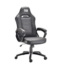 DON ONE - Belmonte Gaming Chair Black/Black