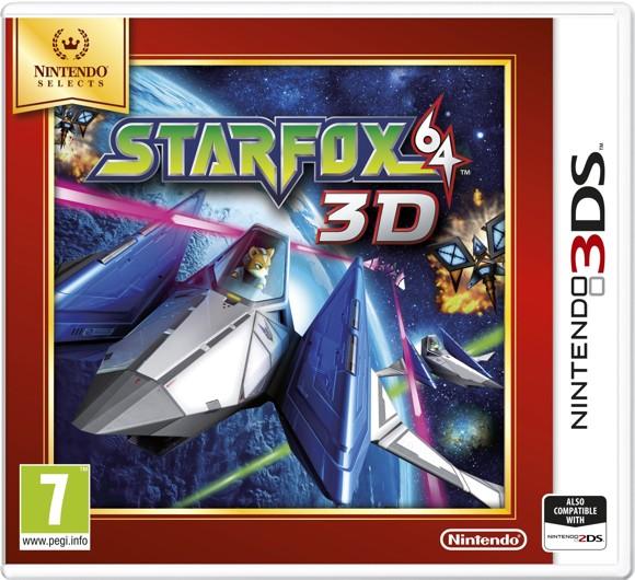 StarFox 64 3D (Select)