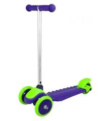 Maui - Mini Sharkman Scooter - Purple/Green (MSSCO5729)