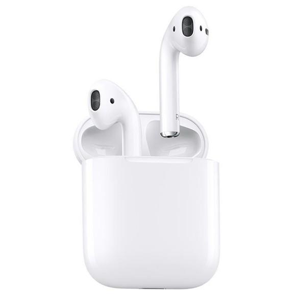 Apple Airpods 2 med Opladningsetui MV7N2ZM/A - Hvid