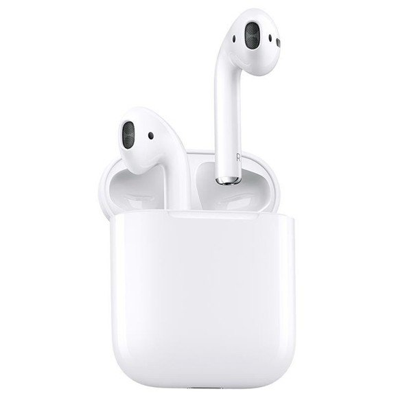 Apple AirPods 2 with Charging Case MV7N2ZM/A - White