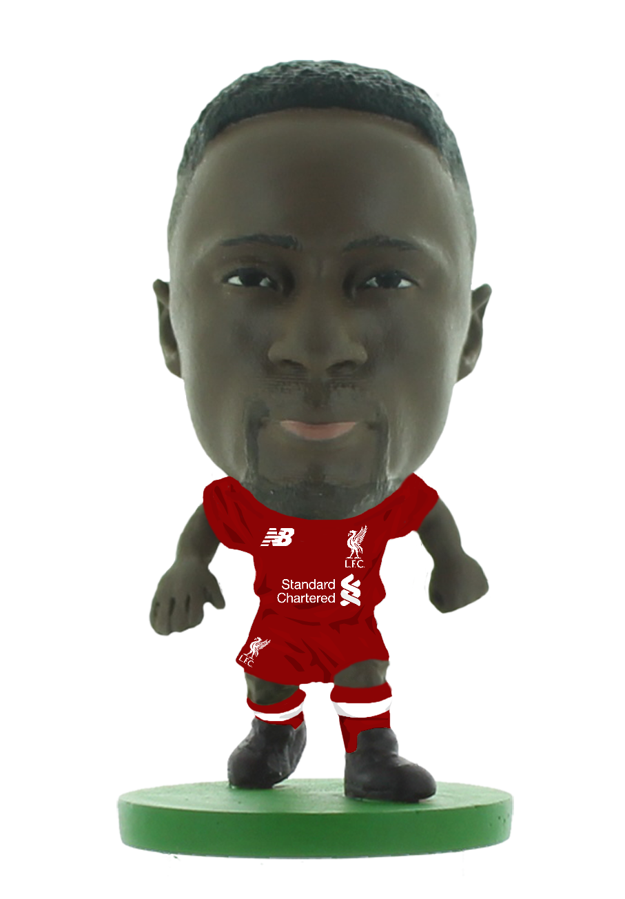 Soccerstarz - Liverpool Naby Keita Home Kit (2020 version)