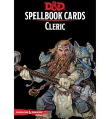 Dungeons & Dragons - 5th Edition - Spell Deck Cleric (149 cards) (D&D) (English)