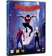 Spider-Man: Into The Spider-Verse Dvd
