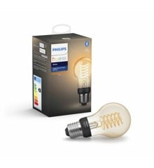 Philips Hue - E27 Filament A60 - Warm White - Bluetooth