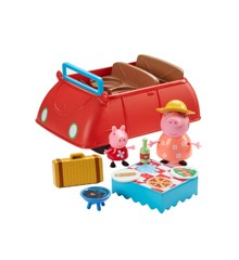 Peppa Pig - Peppa Pigs Deluxe Car (905-06921)
