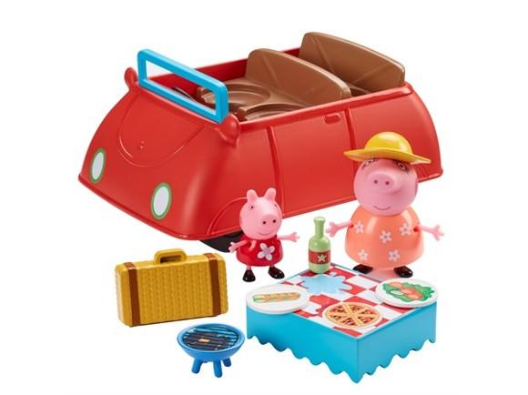 Peppa Pig - Peppa Pigs Deluxe Car (905-06921)