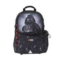 LEGO  - Freshmen Skoletaske Sæt - Star Wars - Darth Vader