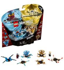 LEGO Ninjago - Spinjitzu Nya & Wu (70663)