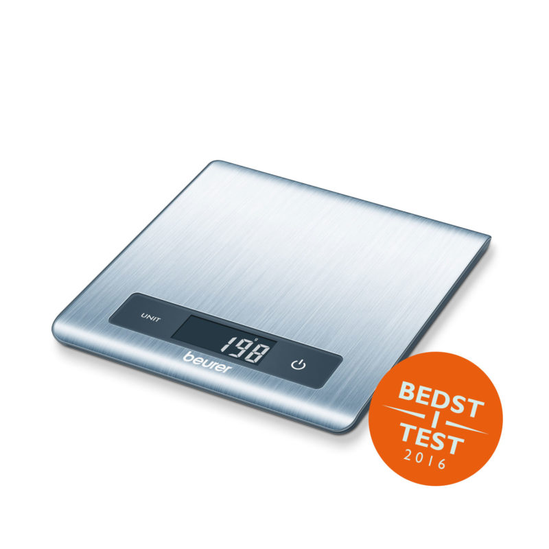 Beurer - KS 51 Kitchen Scale - 5 Years Warranty