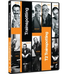 Trainspotting 1+2 - DVD
