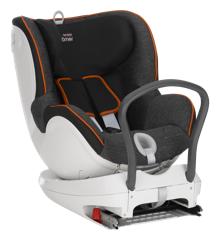 Britax Römer - Dualfix Car Seat (0-18kg) - Black Marble