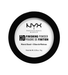 NYX Professional Makeup - High Definition Finishing Powder - 01 Translucent