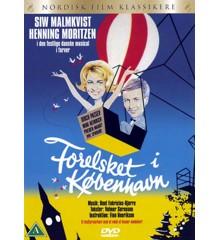Forelsket i København - DVD