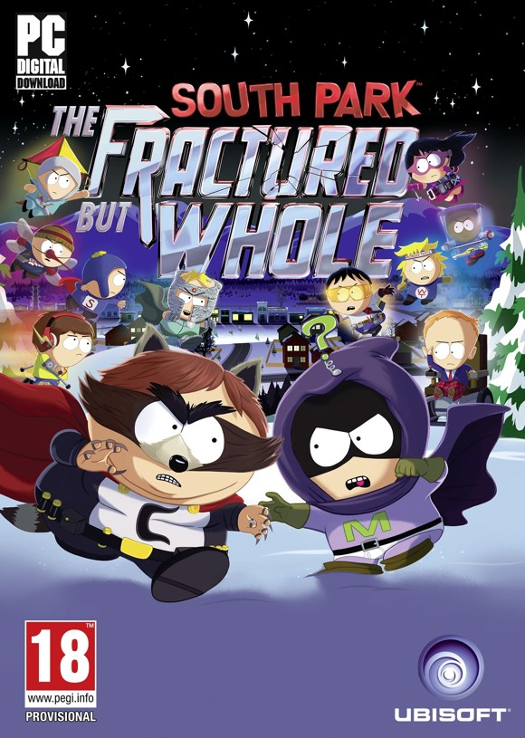 South Park: The Fractured But Whole (Code via Email)