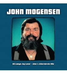 John Mogensen - Så Længe Jeg Lever– John's Allerstørste - Vinyl