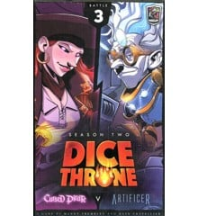 Dice Throne - Season 2 - Cursed Pirate v. Artificier (ROX604)